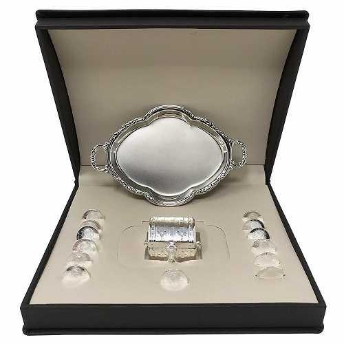 Premium 99,9% puro bodas de plata Arras (13 piezas) con una miniatura pecho caja, un nuestra Señora de Guadalupe medallón y una funda de color café. Bodas de plata Unity monedas. Arras de plata con Pureza .999 para boda.