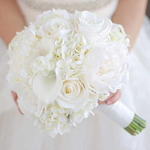 iffo nuevo producto personalizado Novia Broche Ramo de flores boda ramo novio corsé dama muñeca flor nupcial artificial flor de seda, Brooch bouquets