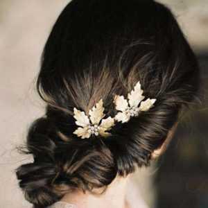 peinado de novia bajo 1