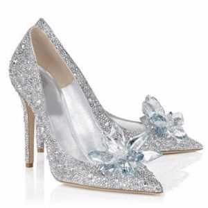 zapatillas para novia con brillantes