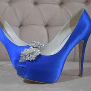 zapatillas pata novia azul